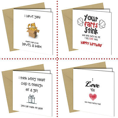 Phenomenal Funny Birthday Card For Boyfriend Husband Girlfriend Wife Adult Funny Birthday Cards Online Fluifree Goldxyz