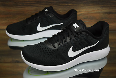 c1eb7ef1d88ae0 Nike Lunarglide 8 Black White AA8676-001 Running Shoes Men s - Multi Size
