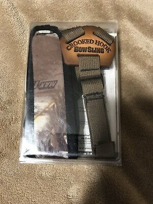 "Crooked Horn ""Slide N Flex Bino System"" Harness & Hands-Free Bow Sling"