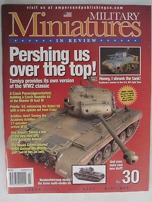 Military Miniatures In Review #30 - Modeling Magazine
