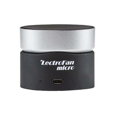 Lectrofan - Micro Wireless Sound Machine With A Twist Black