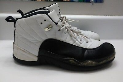 separation shoes 6594c 4fc47 Nike Air Jordan XII 12 TAXI SZ 9.5 130690-109 Collezione Count Down CDP  beaters