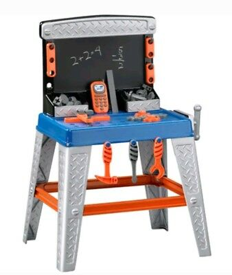 New Toddler KidS Play Set - My Very Own Tool Bench Free Shipping 35 Pieces