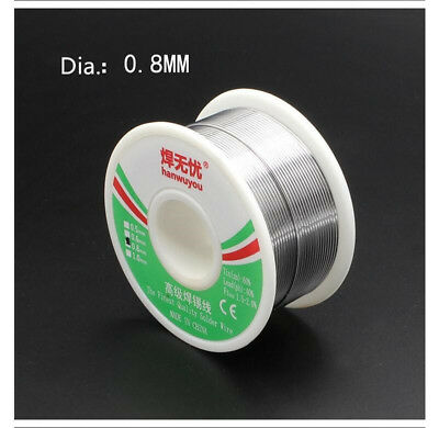 """Tin Lead Core Solder Wire for Electrical Solderding .039""""&1.0mm 100g Welding ACC"""