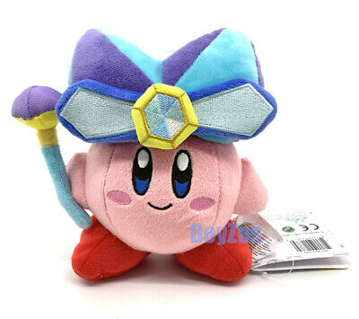"""Kirby Mirror 2 All Star Collection Plush 6"""" Kirby's Adventure Little Buddy"""