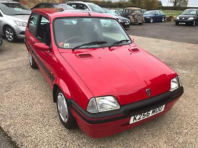1992 Rover Metro 1.1 S 8,000 miles from new