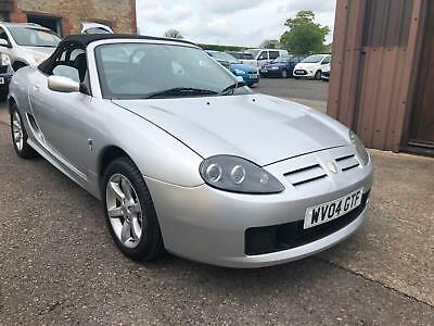 MGF TF 1.8 135 in silver