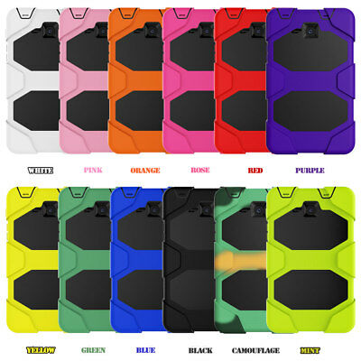 Shockproof Tablet Kickstand Armor Case For Samsung Galaxy Tab A 7 Inch SM-T280
