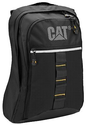 Cat Caterpillar Urban Active Glass Backpack Black 83338-01