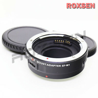 Viltrox EF-M1 Auto Focus AF Canon EOS EF-S lens to Micro 4/3 Mount Adapter OM-D