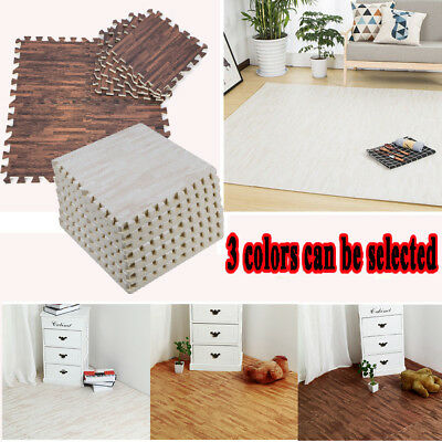 sq ft Puzzle Gym Soft Eva Foam Floor Interlocking Mat Tiles Exercise Mats Yoga