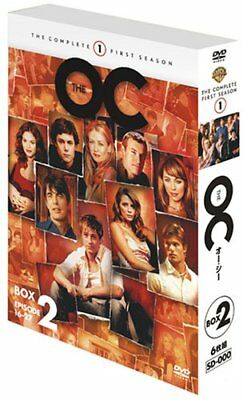 The OC(The First Season) Collectors Box2(DVD 6 discs) First Limited Version