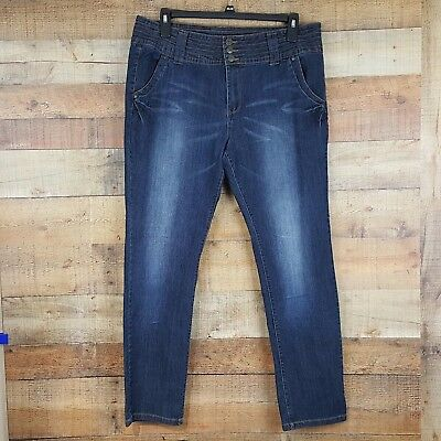b7595522d3 C EST TOI DENIM Los Angeles Distressed Jeans Size 7 -  7.99