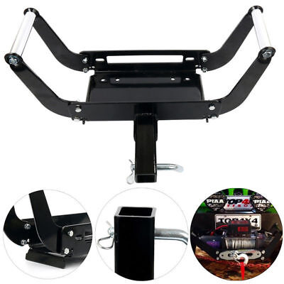 Cradle Winch Mount Mounting Plate,Recovery Winch Hitch Mounting Cradle Plate Kit