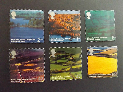 GB MNH STAMP SET 2004 British Journey Northern Ireland SG 2439-2444 UMM