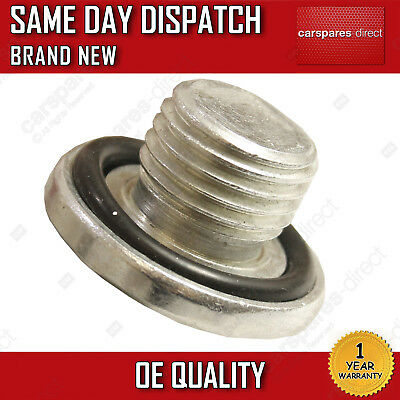 Opel Vectra B 2.5i V6 Genuine Febi Engine Oil Sump Pan Drain Plug Bolt