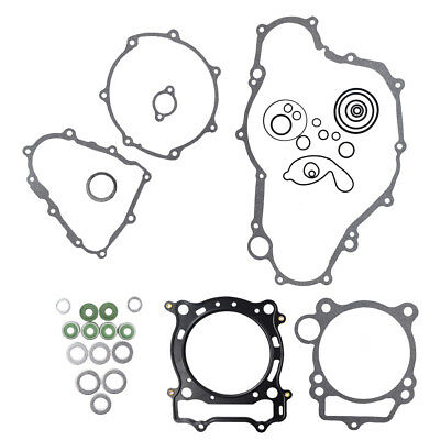Complete Engine Cylinder Gaskets Kit for Yamaha YZ450F WR450R YFZ450R 2003 2006