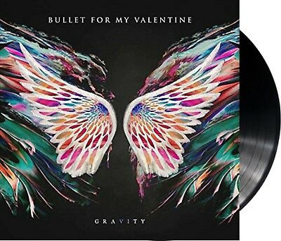 "Bullet For My Valentine ""gravity"" Vinyl LP NEU Album 2018"