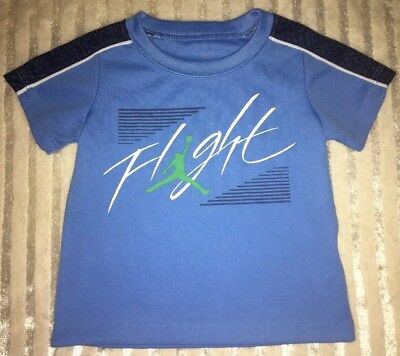 JORDAN Flight Baby Boy Shirt Size 12 Months New Without Tags Perfect Condition