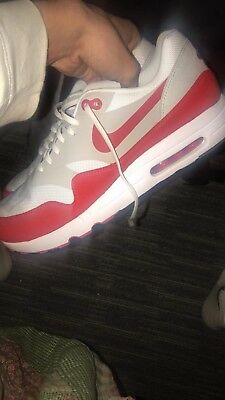 a4e2dec318 NIKE AIR MAX 1 OG Ultra 2.0 LE Air Max Day Red 908091-100 Size 11 ...