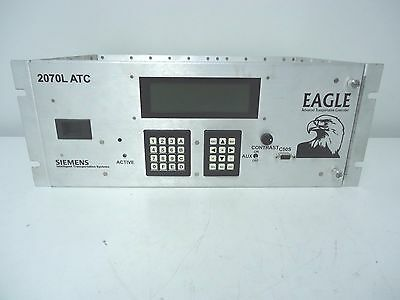 EAGLE 2070L ATC Traffic Signal Controller TRAFFIC CONTROL SYSTEMS