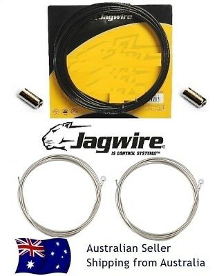 Jagwire Road Brake stainless Cable Set Dura Ace Ultegra 105 Tiagrea