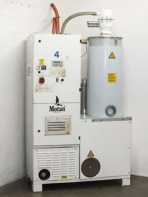 Motan Polycarbonate Plastic Injection Molder Material Dryer MDE 75 Compact-II