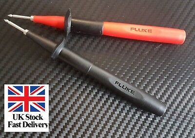 Genuine  Fluke TP220-1 SureGrip Test Probes for TL222/TL224 / UK Stock, New