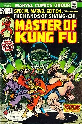 Us Comics Master Of Kung Fu Collection On Dvd