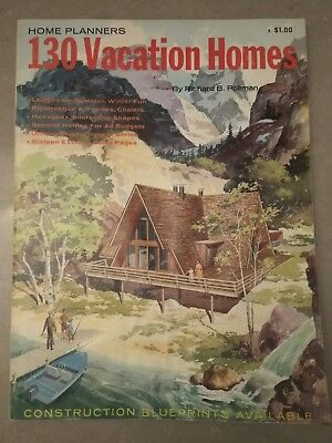 1967 Home Planners, Inc. Vintage Magazine