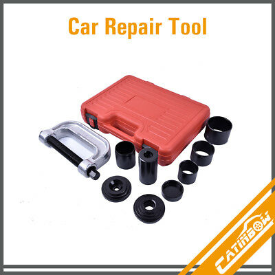 4 in 1 Ball Joint Deluxe Service Kit 2WD & 4WD Vehicles Remover Install Tool Set