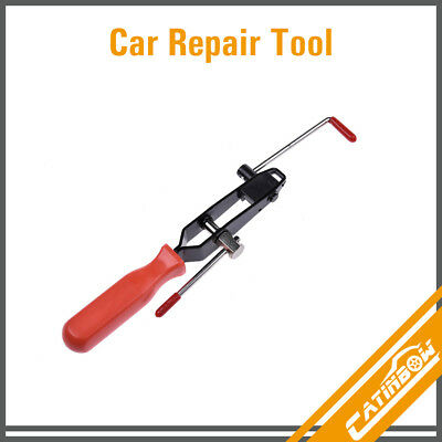 Universal CV Joint Clamp Banding Tool Ear Type Boot Clamp Pliers Hand Tools