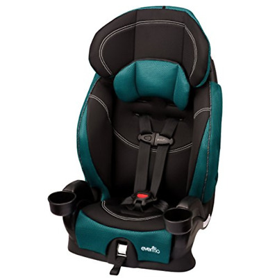 Evenflo Big Kid High Back Booster Car Seat Best Baby Combo Girl Boy For Toddler