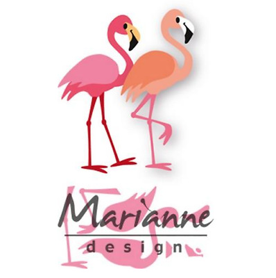 Marianne D Collectable Eline`s flamingo COL1456 75x53mm 381456
