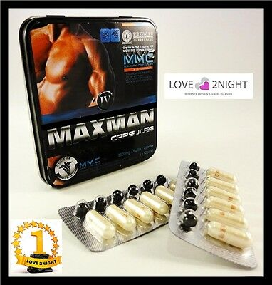 Male Enhancement Sex Pills / MM4 / 12 Tablets / LOVE 2NIGHT
