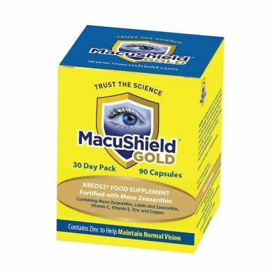 Macushield  Gold Capsules[90s] (5 Pack)
