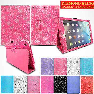 Smart Leather Flip Stand Case Cover For iPad 9.7 5/6th Gen 2018 Pro 9.7 Air Mini