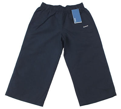 Reebok 3/4 Woven Pants- Reebok Girls Bottoms. Girls 3/4 Bottoms. Sports Bottoms.
