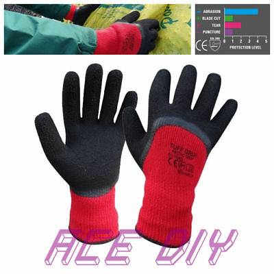 UCI ICETHERM-BLK THERMAL Insulated 3/4 Coated Cold Work
