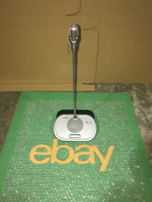 Bosch Conference DCN-WD-D Wireless Delegate Chairman Microphone w/ Long Mic