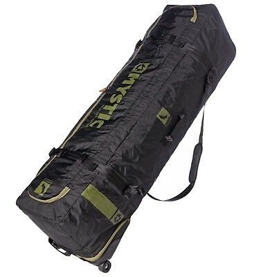Mystic Elevate Black Boardbag Mit Rollen 140 Cm ~ Kite Kiteboard Board Bag