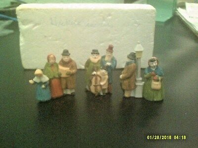 Dept 56  Dickens Village Accessory - Dickens Carolers