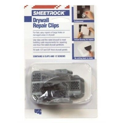 Sheetrock Drywall Repair Clips Drywall