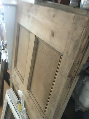 Old Pine Solid Wood Door price EACH  (7 available)