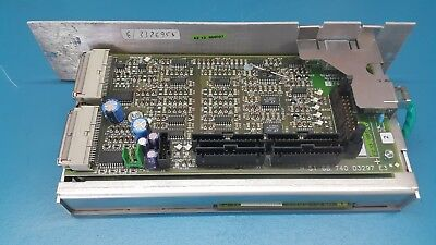 Sirona Orthophos 3 XAB  OP BOARD 51 68 740 D3297 E3  + EXTRA CARD see picture