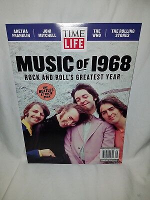 Time Life Music of 1968, Rock & Roll's Greatest Year Rolling Stones, Joni Mitche