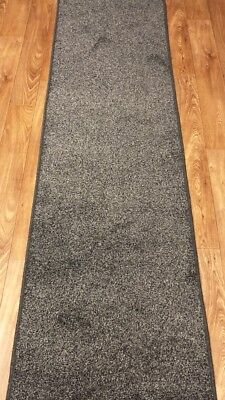Carpet Hallway Or Stair Runners 2 Foot Wide Pewter Grey