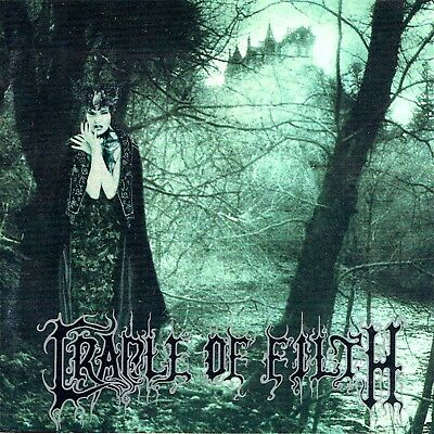 CD - CRADLE OF FILTH - Dusk and her embrace
