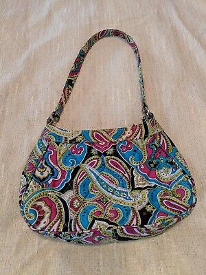 94f070c8b24f VERA BRADLEY LIMITED Edition Silk Paisley collection