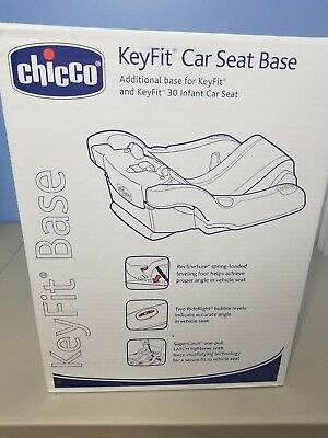 BRAND NEW Chicco Keyfit 30 Car Seat Base Expires:12/2023